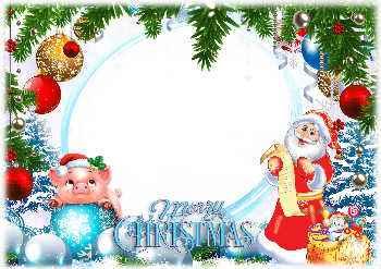Frohe Weihnachten Rahmen.Kostenlose Grußkarten Und Rahmen Zur Weihnachten Mit Ihrem Foto